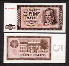 East Germany (DDR) 5 Mark 1964 REPLACEMENT (ZU) Pick-22 MWR-RD3b UNC