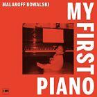 MALAKOFF KOWALSKI - MY FIRST PIANO VINYL LP NEW!