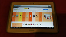 Samsung Galaxy Note 10.1, GT-N8010 Wi-Fi Tablet, White, Good Condition