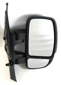 For Nissan NV400 Van 2011-> Electric Short Arm Mirror Clear Indicator Right OS