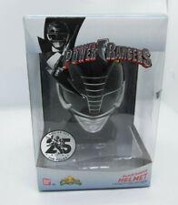 Black Power Rangers Helmet Legacy Collection