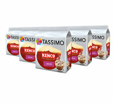 TASSIMO Kenco Mocha Coffee Capsules Refills T-Discs Pods 5 Pack, 40 Drinks