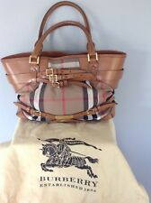 Authentic Burberry Purse Oversized with dust bag