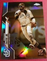 Fernando Tatis, Jr. 2020  SP Topps Chrome Sepia Refractor  Padres HOT TROPHY