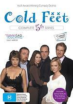 Cold Feet : Series 5 (DVD, 2-Disc Set) Region 4 Very Good Condition