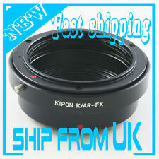 Kipon Konica AR Lens to Fujifilm Fuji X-Pro1 X1 Pro Mount Digital Camera Adapter