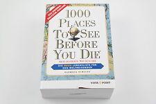 1000 Places To See Before You Die, Lebensliste für den Weltreisenden Vista Point
