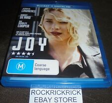 JOY BLU-RAY + DIGITAL HD (J.LAWRENCE,ROBERT DE NIRO,BRADLEY COOPER)