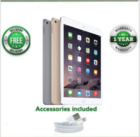 Apple iPad Air 2 16/64/128GB, Wi-Fi or 4G, 9.7in, All Colours, Various Grades