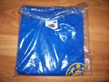 New Blue Anglia '03 Bridge guiding T shirt from Fruit of the Loom, Size S