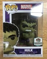 Funko Pop! Marvel: Hulk (Funko HQ Exclusive) in hand