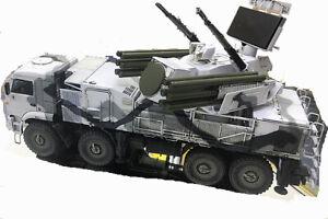 """Zvezda 3698 1/35 Russian SP anti-aircraft system Pansir-S1 """"SA-22 Greyhound"""""""