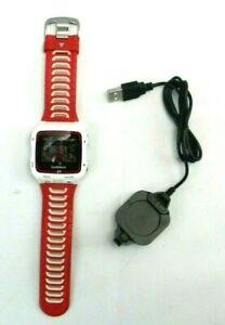 Garmin Forerunner 920XT Watch Fitness Running Sport Red / White