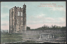 Scotland Postcard - Cambuskenneth Abbey & Tomb of James III, Stirling  RS2714