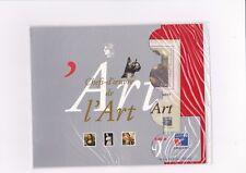 BLOC  PHILEXFRANCE  99  -  CHEFS  D'OEUVRE  DE  L'ART  -  SOUS BLISTER