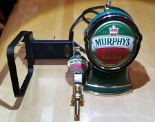 Murphy's Irish Amber Draught Tower/Engine with beer line