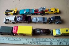 Lot of 12 vintage random loose diecast Hot Wheels cars & trucks