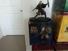 Weta �Eowyn� Shieldmaiden Statue Lord of the Rings Sideshow Figurine