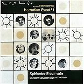 Sphincter Ensemble - Harrodian Event #1 (2013)  CD  NEW/SEALED  SPEEDYPOST