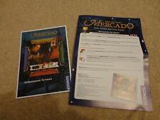 Mercado board game. False Money and True Status, mini expansion The Cutpurse