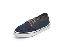 Renegade Sole Boys Canvas Boat Shoes Espadrilles Pumps 10 11 12 13 1 2