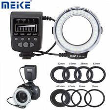 Meike FC-100 Macro Ring Blitz / Licht für Canon Nikon Olympus Panasonic Pentax