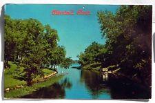 Ottertail River, Minnesota. 1977 Postcard A928
