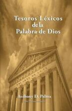 Tesoros Lexicos de La Palabra de Dios (Paperback or Softback)