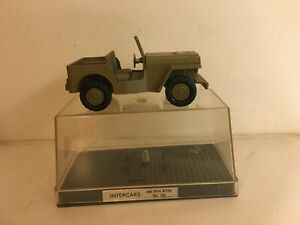 Nacoral Army Military Jeep, Boxed