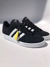 Men's adidas Grand Court F36414 Shoes Size 10.5 Black