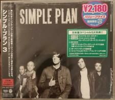 SIMPLE PLAN Album (BRAND NEW CD Japan import Enhanced) FREE SHIPPING !!