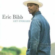 NEW CD - Get Onboard by Eric Bibb