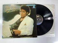 Michael Jackson Thriller LP 1982 CBS Half Speed Mastered Audiophile HE 48112