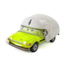Disney Pixar Cars Acer with Helmet Diecast Metal Toy Car 1:55 Loose Gifts