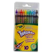 Crayola Twistables Wallet Of 10 Crayons {The Pencil That Needs No Sharpening}