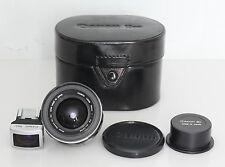 Canon 19mm f/3.5 Super Wide Lens Leica L39 Screw Mount - Beautiful & Sharp