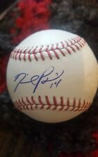 DAVID PRICE  DETROIT TIGERS / RAYS  AUTOGRAPHED ROMLB
