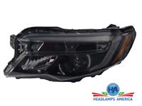 OEM Headlight - Honda Pilot/Ridgeline LED W/LED DRL 16-19 Lh