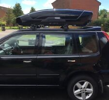 Roof Box for HIRE - Thule Motion XT Sport black