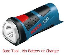 Bosch GLi 10,8 LI Torcia Bare Strumento NO BATTERIA o Caricabatteria 0601437V00 3165140825481