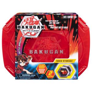 Bakugan Baku-Storage Case (Styles Vary)