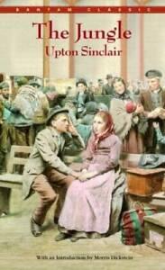 The Jungle (Bantam Classics) - Mass Market Paperback By Sinclair, Upton - GOOD