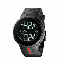 GUCCI I-Gucci Men's Digital Watch YA114207