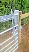 uni latch for metal gates bridleway farm tractor stables footpath gate fittings