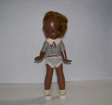 Vintage 1960s Dee Cee Black African American Doll, Canada