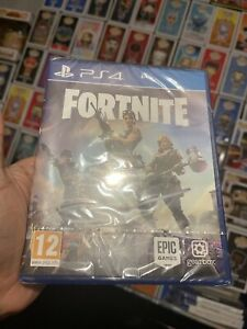Fortnite Founders Disc PS4 New Sealed Extremely Rare Epic - Check Pics