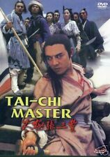 Tai Chi Master----Hong Kong RARE Kung Fu Martial Arts Action movie - NEW DVD