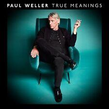 True Meanings by Paul Weller (CD, Sept-2018, 1 Disc, PLG UK Frontline)