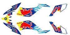 YAMAHA RAPTOR 250 GRAPHICS KIT STICKERS DECALS