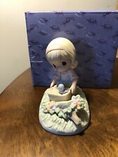 """New ListingPrecious Moments Figurine """"It Only Takes A Moment To Show You Care"""" 2007 790001"""